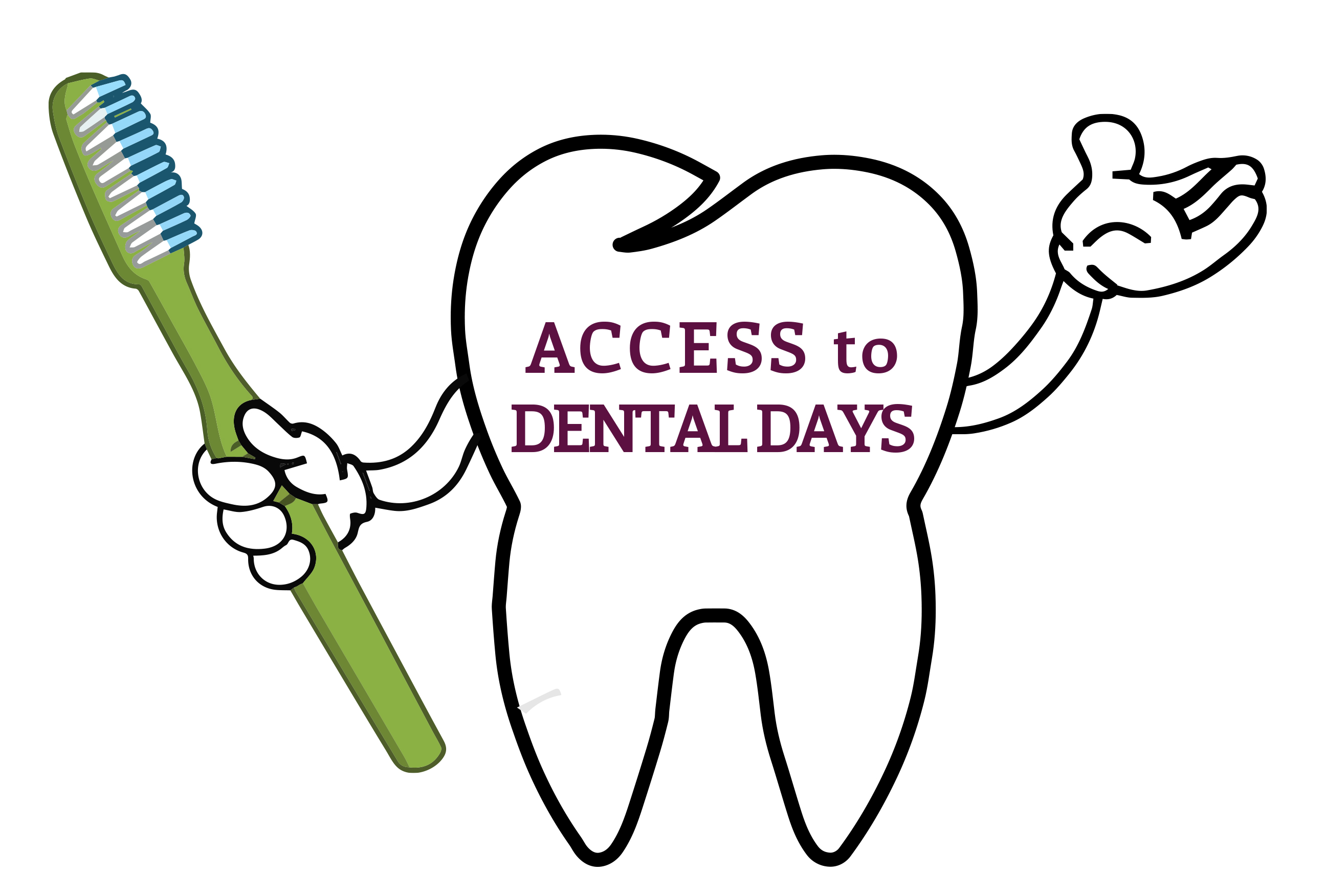 Access to Dental Days logo