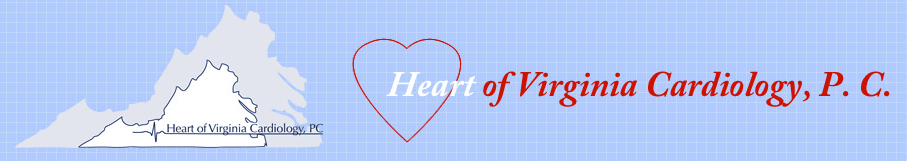 Heart of Virginia Cardiology logo