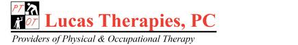 Lucas Therapies logo