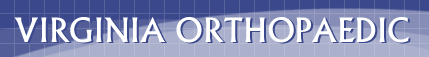Virginia Orthopaedic logo